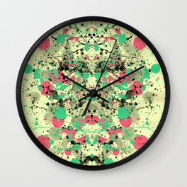 Sweet Memory Wall Clock