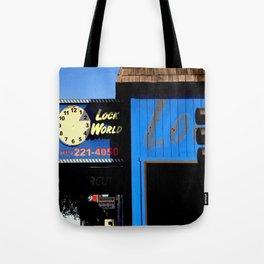 O O'CLock World Tote Bag