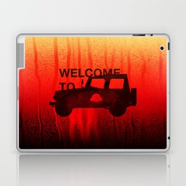 Welcome To... Laptop & iPad Skin