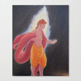Apollo Confronts the Darkness Canvas Print