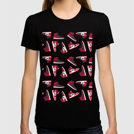 Jordan 1 Pattern Multi-Colors T-shirt
