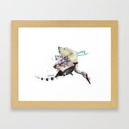 Wild Alaska Framed Art Print