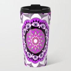 My Love Mandhala | Secret Geometry | Energy Symbols Travel Mug