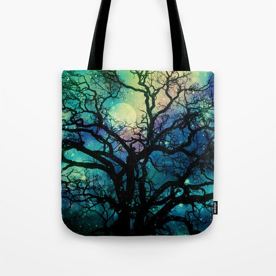 Maybe Just Dreaming Tote Bag