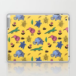 Cute Wild Animals Pattern Laptop & iPad Skin