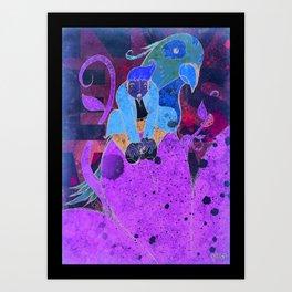 El Gnome! Art Print