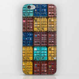container forest iPhone Skin