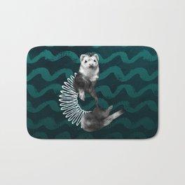 Ferret Slinky Bath Mat