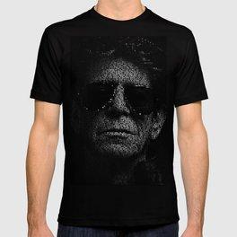 LOU REED, SO FREE. T-shirt