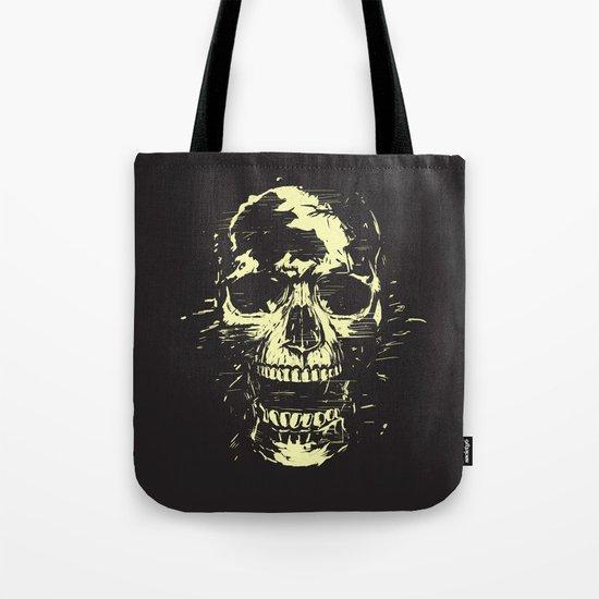 Scream (gold) Tote Bag