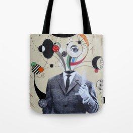 Mr SYNERGY Tote Bag
