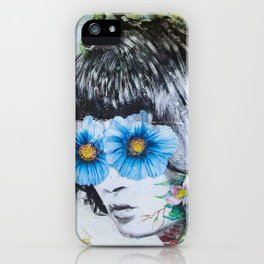 Los Arboles de Fantasia 2 iPhone Case