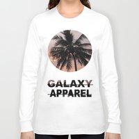 palm Long Sleeve T-shirts featuring PALM by GALAXY APPAREL