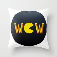 Game are changing, gamers remain Throw Pillow
