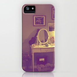 Let me Be iPhone Case