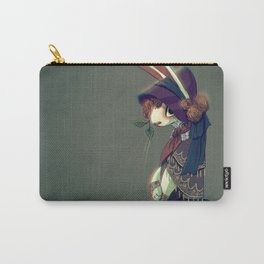 Bunny Doll Carry-All Pouch