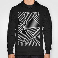 Ab Lines Zoom Black Hoody