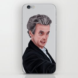 Lord President iPhone Skin