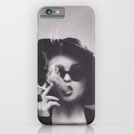 Marla Singer iPhone Case
