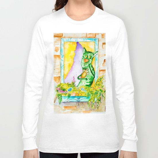 Friends) Long Sleeve T-shirt