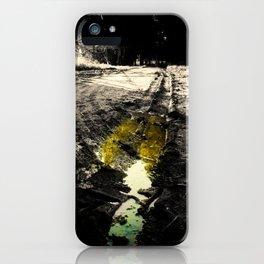 Urban vision iPhone Case