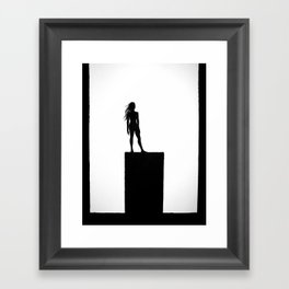 I Am Framed Art Print