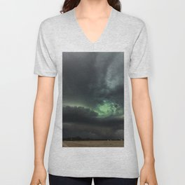 Super Cell Unisex V-Neck