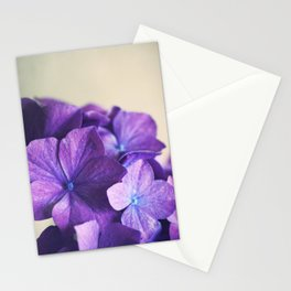 Vintage Hydrangena Stationery Cards
