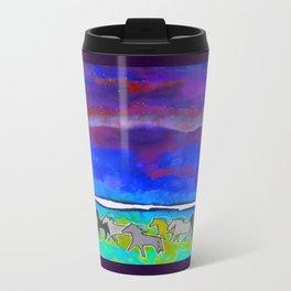 Sky Ponies #31 Metal Travel Mug