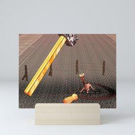 Squared: Legacy Mini Art Print