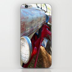 Big Red iPhone & iPod Skin