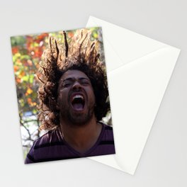 Rebel Yell  Stationery Cards