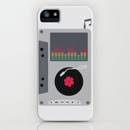 Music Mix iPhone Case