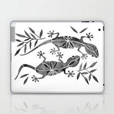 Geckos – Black Palette Laptop & iPad Skin