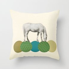 Graze Throw Pillow