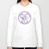 sydney Long Sleeve T-shirts featuring Sydney by JEDArts by J. Eric Dunlap