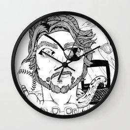 Retrato / Portrait Wall Clock