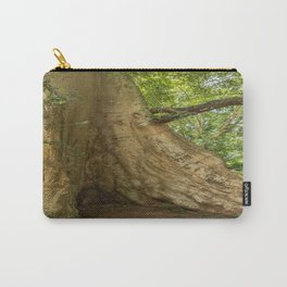 Angkor Thom Fig Tree, Siem Reap, Cambodia Carry-All Pouch