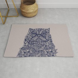 Mandala of Persian Cat Rug