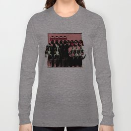 The Taxidermists by Christopher Lynch Long Sleeve T-shirt