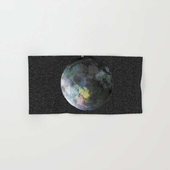 Man on the Moon Hand & Bath Towel