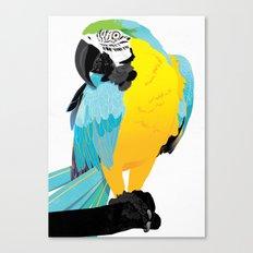 Oscar  Canvas Print