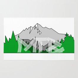 MTB Landscape Rug