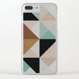 The Nordic Way XXI Clear iPhone Case