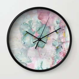 Soft and Sweet Wall Clock