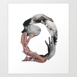 O Art Print