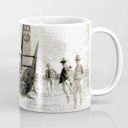 Plane crash Coffee Mug