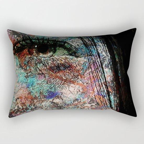 Coralreef People Rectangular Pillow
