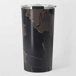i can still hear you saying, you would never Travel Mug
