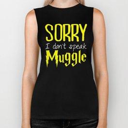 sorry i don't speak muggle. Biker Tank